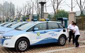 南京推广新能源汽车 路边停车首小时将免费
