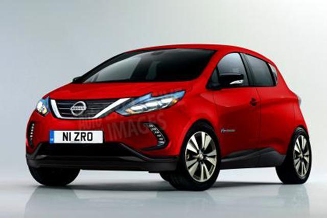 日产将推新电动小车 共享雷诺ZOE/低于聆风