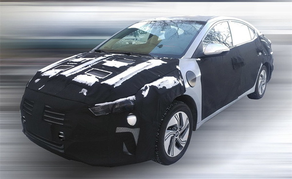 曝北京现代2018新车计划 或将推出现代领动插电式混动版