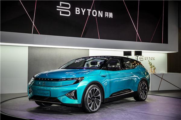 1-BYTON拜腾首次亮相北京车展.jpg