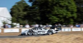 大众纯电动赛车夺冠古德伍德速度节