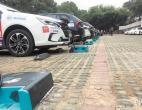 EV早点:上半年新能源汽车出口4万;万通地产拟31.7亿收购星恒电源