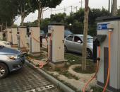 北京停车场将配建超10%充电桩车位