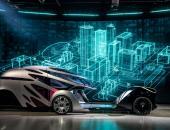 运货载人随需应变 戴姆勒研发全新自动驾驶电动汽车