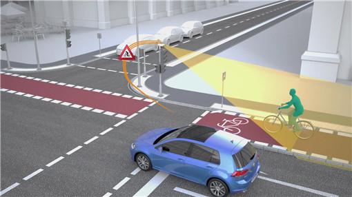 交叉路口配备的雷达传感器可准确探测行人和骑车者,并对驾驶员进行警示_副本1.jpg