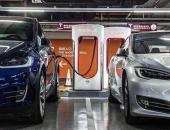 特斯拉亚洲最大规模充电站落地香港