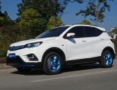 小型纯电SUV市场再添新兵 试驾东南DX3 EV400