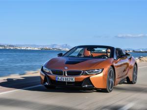创新BMW i8敞篷跑车将在广州车展接受预定