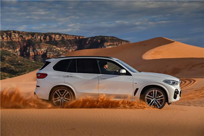 全新BMW X5即将于广州车展开启预售