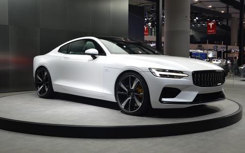 Polestar 1车型亮相广州车展 并发布品牌未来产品规划