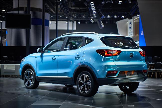名爵ZS纯电动广州车展首秀  采用欧洲标准将面向全球销售