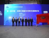 协同发展 推动能源革命—第1届中国•张家口氢能与可再生能源论坛召开