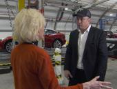 马斯克:若有人造出更好的电动汽车 特斯拉情愿破产