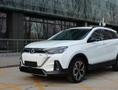 满满的科技品质感 抢先实拍北汽新能源EX5电动SUV