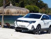 做工与质感双重提升 试驾北汽新能源EX5纯电动SUV