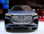 奥迪欲做全球电动车市场