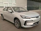 北汽新能源EU7车型曝光 定位中型纯电轿车/续航超400公里