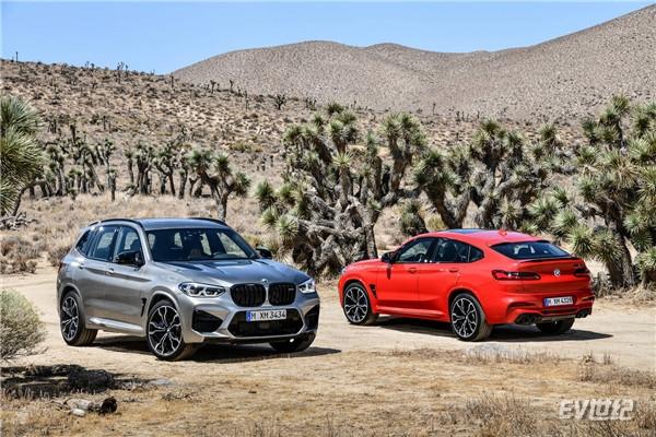 01.创新BMW X3 M和创新BMW X4 M.jpg