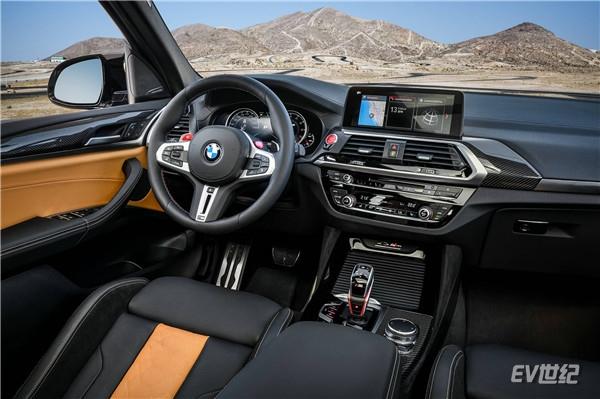 04.创新BMW X3 M内饰.jpg