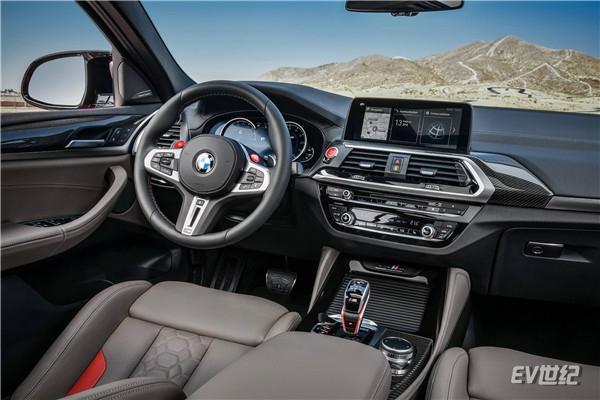 05.创新BMW X4 M内饰.jpg