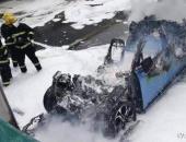 为什么电动汽车起火那么可怕?