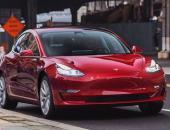 特斯拉Model3重返美新车销售TOP10 月销稳定在一万辆