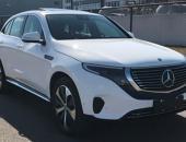 北京奔驰EQC350车型曝光 续航更短售价有望降低