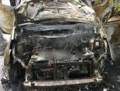 众泰电动汽车杭州起火 或为底部电池被撞击所致