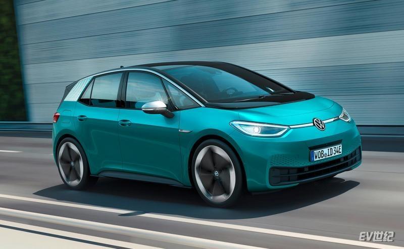 大众汽车品牌在本届法兰克福国际车展前夕,揭幕了前沿车型ID.jpg