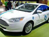 福特将在欧洲推出8款电动车 并与6家能源公司推广家用充电设施
