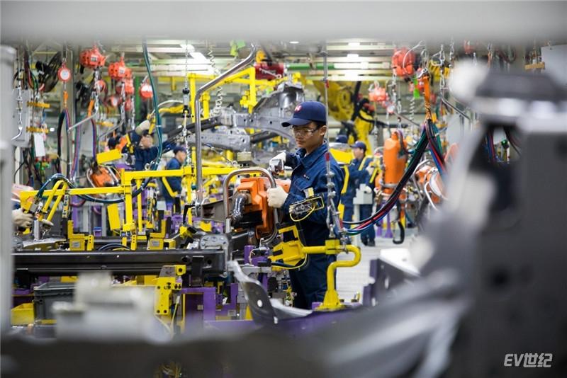 威马智能工厂数字化投入占总投入10˥上,利用先进的算法模型实现秒级排产_副本.jpg