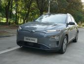 试驾北京现代昂希诺纯电动SUV:合资品质、续航扎实