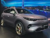 2019广州车展|戴姆勒血统,全新腾势X上市售28.98万元起