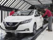 日产下调所有Leaf纯电动车型价格 约合人民币15200元