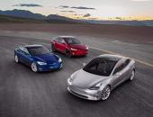 电动汽车不保值?研究称特斯拉Model 3新旧车价格仅相差5.5%