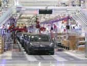 特斯拉上海超级工厂周产3000辆Model 3 有望达年产15万辆目标