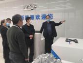 安徽省省管局深入调研奇瑞新能源城南工厂