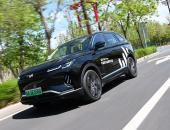 最实惠的中型纯电动SUV?全面体验威马EX6 Plus