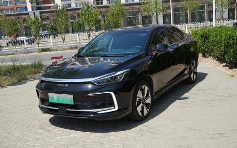 EV君和他的车:BEIJING-EU7半年8000公里用车感受