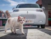 灵感源自猫,欧拉白猫续航401km预售7.58-8.88万元