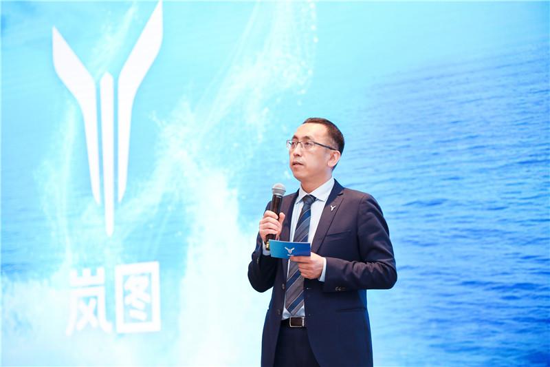 岚图汽车CEO兼CTO卢放.jpg