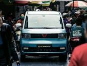 纯电动微型汽车热销重构中国新能源车市场新格局