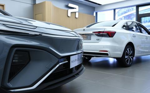 打卡北京R STORE体验中心:这才是我们想要的买车方式