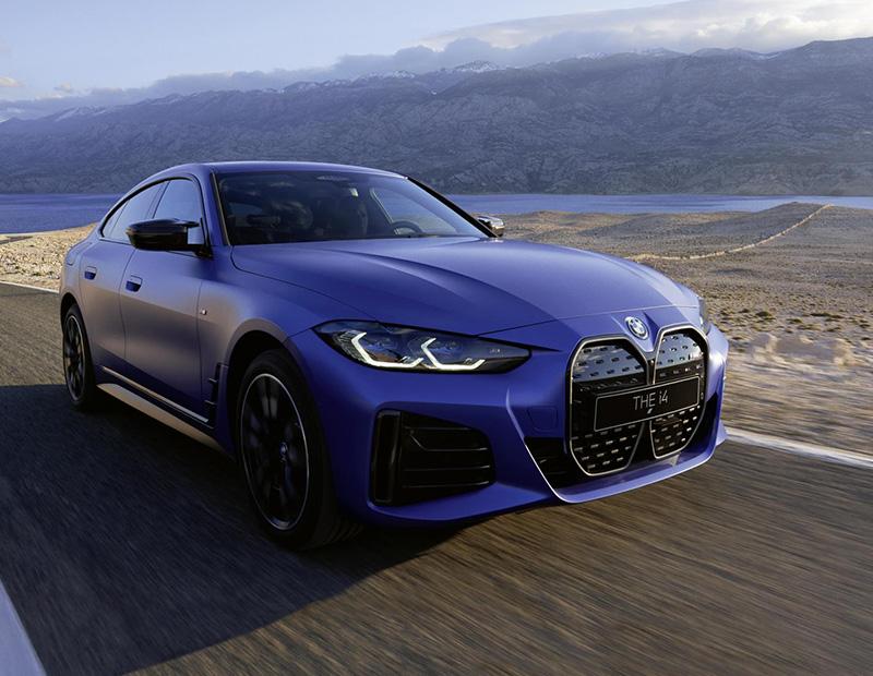 BMW i4/iX双箭齐发 宝马集团发起史上最强电动攻势