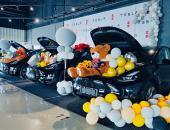 首批特斯拉Model Y标准续航版在北京正式交付