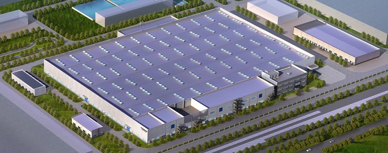位于合肥的电池系统工厂效果图.png